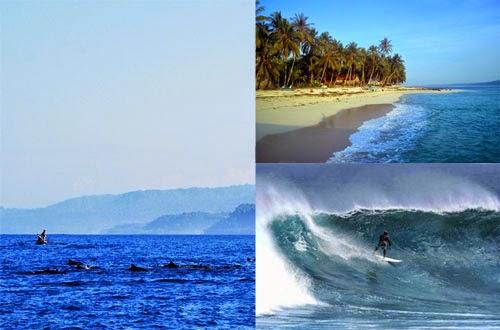 Wisata Pulau Pisang Lampung