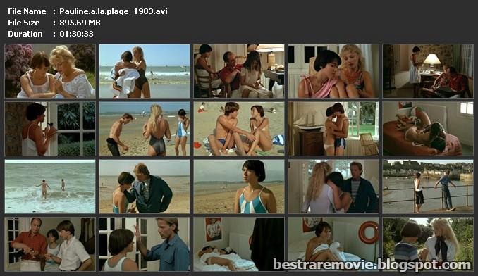 Pauline à la plage (1983) Pauline at the Beach