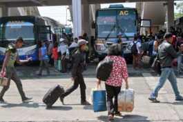 Tips Tetap Aman Di Terminal Bus