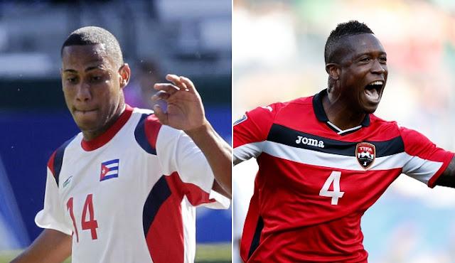 Trinidad y Tobago vs Cuba en vivo