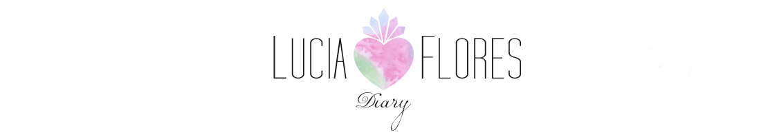 LUCIA FLORES DESIGN diary