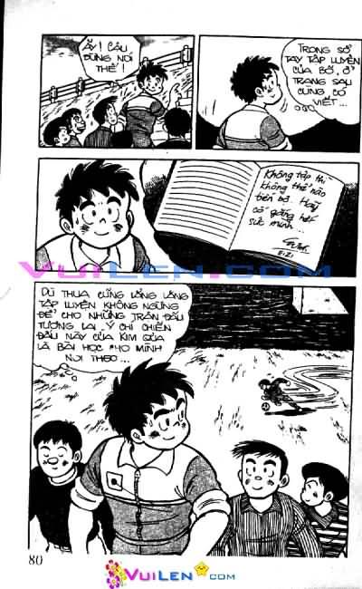 Jindodinho - Đường Dẫn Đến Khung Thành III  Tập 17 page 80 Congtruyen24h