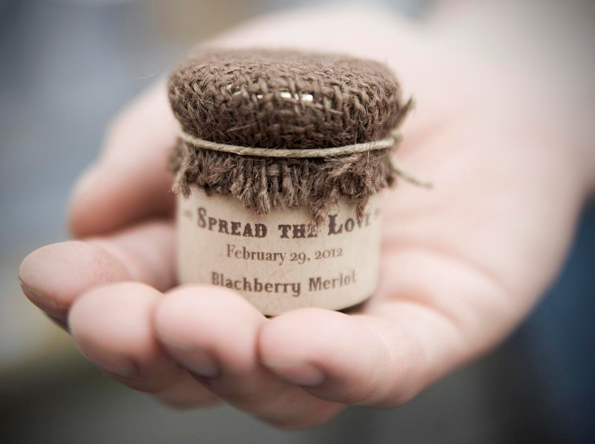 Jam Made From Berries Tasted As Good On Bread Then It Does Now