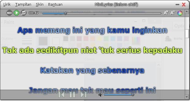 Download MiniLyrics 7.6.35 Full Version