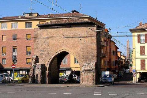 Astrintransito cosmografia urbana la citt di bologna - Porta san vitale bologna ...