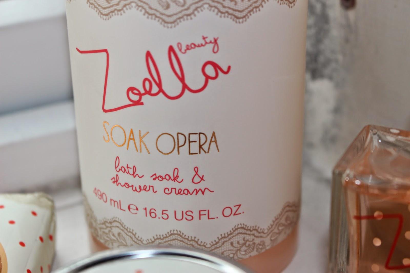 Zoella Beauty Soak