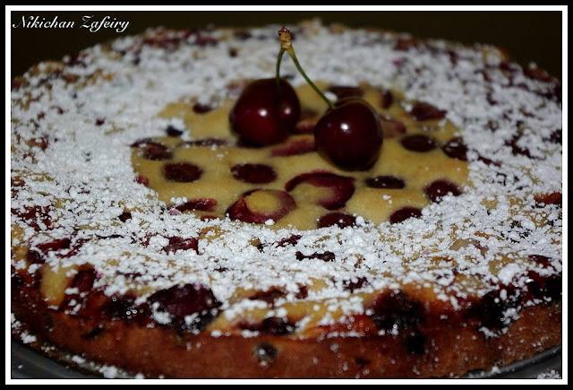 Tarta de Cereza...