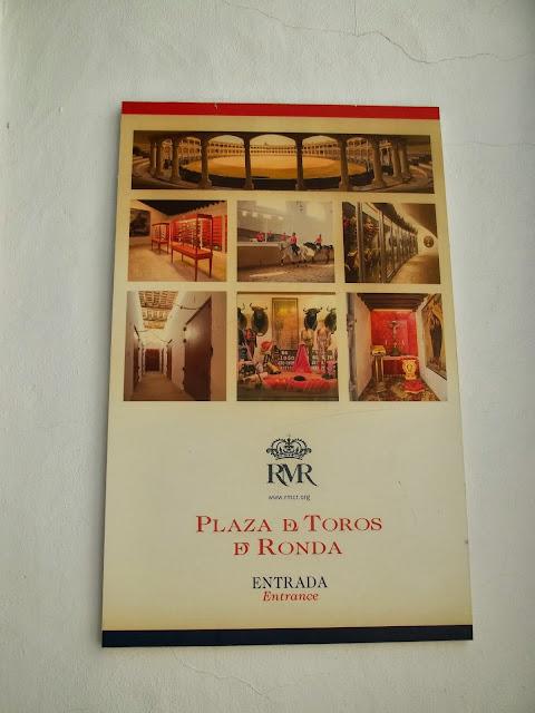 Plaza de Toros brochure on Semi-Charmed Kind of Life