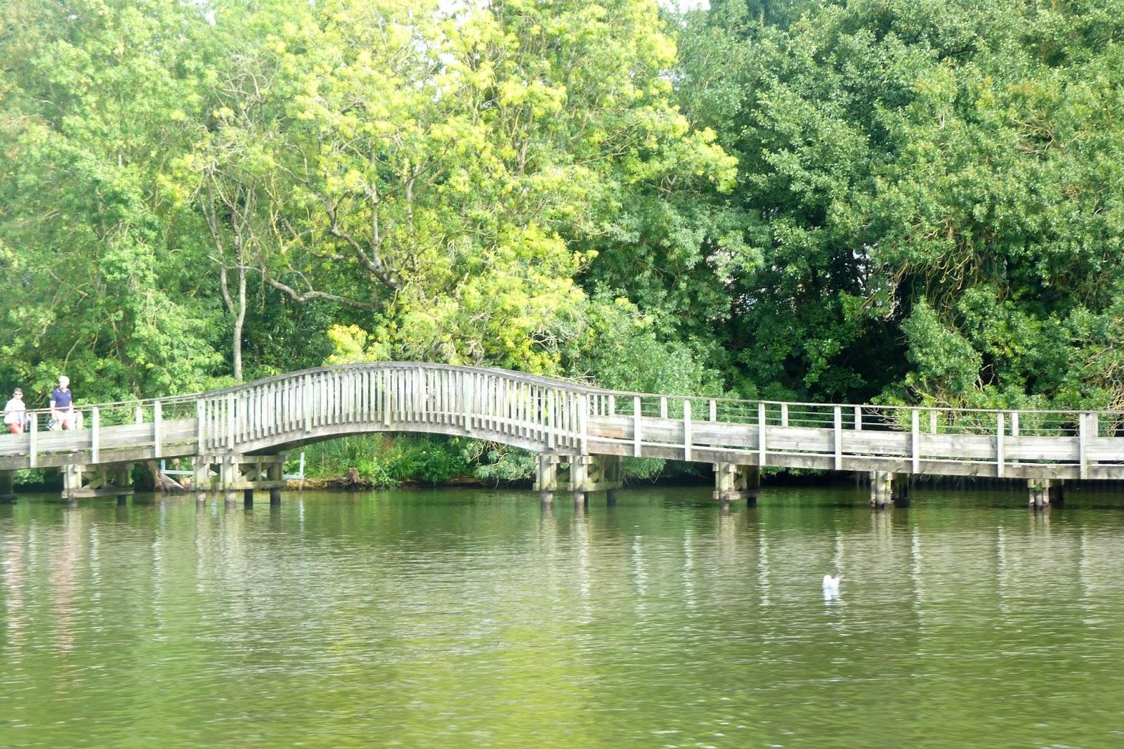 pont piéton rivière erdre nantes