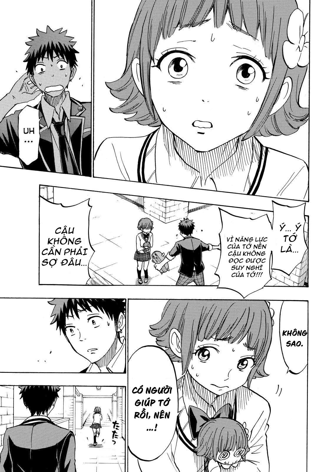 Yamada-kun to 7-nin no majo chap 176 Trang 10 - Mangak.info