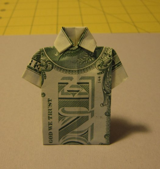 A Month Of Days Day 21 Dollar Bill Shirt