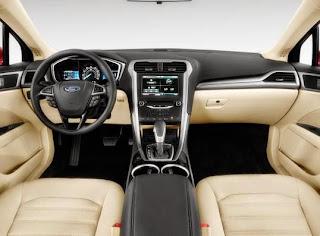 2015 Ford Fusion Hybrid SE FWD Interior