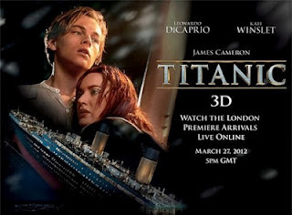 titanic in 3d photos titanic 3d movie wallpapers
