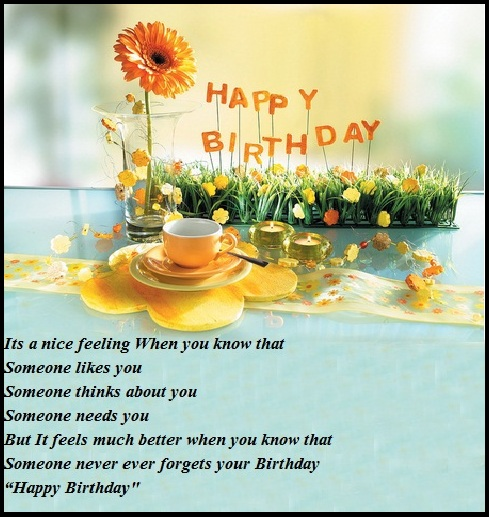 Happy birthday wishes for good friends special person