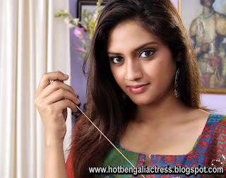Nusrat Jahan Hot Photo