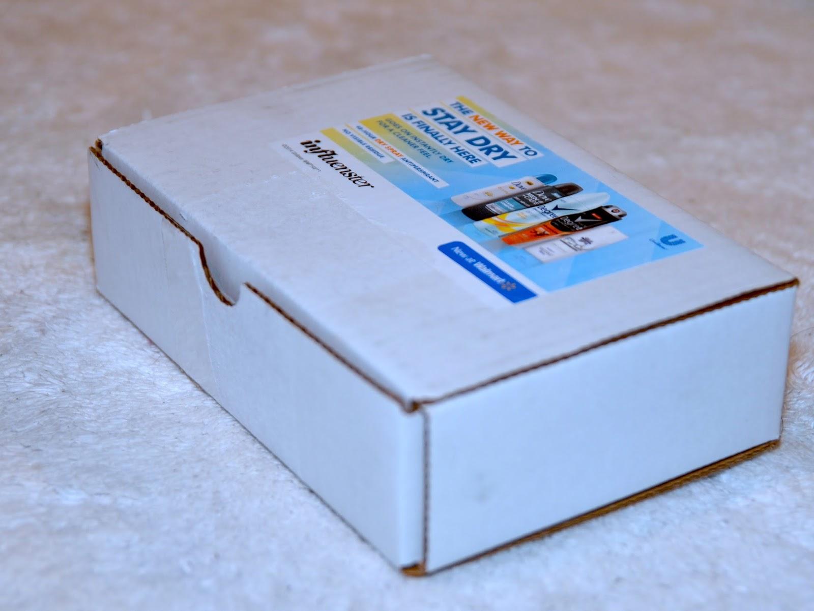 Unilever Dry Spray VoxBox
