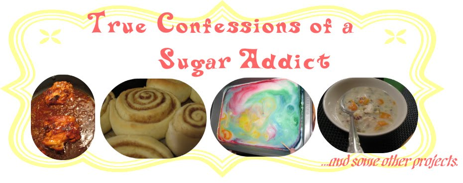 True Confessions of a Sugar Addict