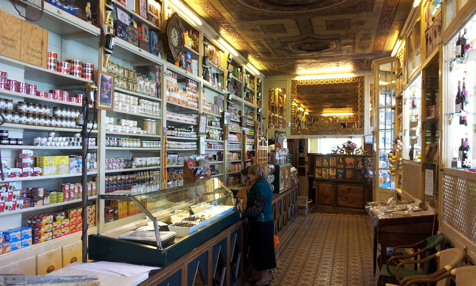 La Confianza Tienda Histórica
