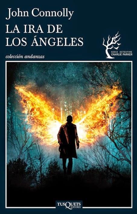 La ira de los ángeles de John Connolly