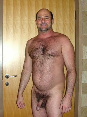 Gay Hairy Daddybears Naked