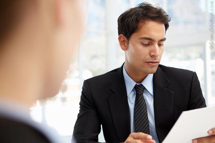 أخطر 10 أخطاء قاتلة تسبب لك مشاكل في مقابلة العمل