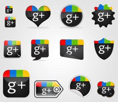 100+ Free Google Plus Icons Set Download
