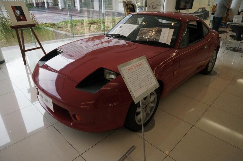 M2 1008 prototype, unikalne samochody Mazdy, ciekawostki, japońskie auta