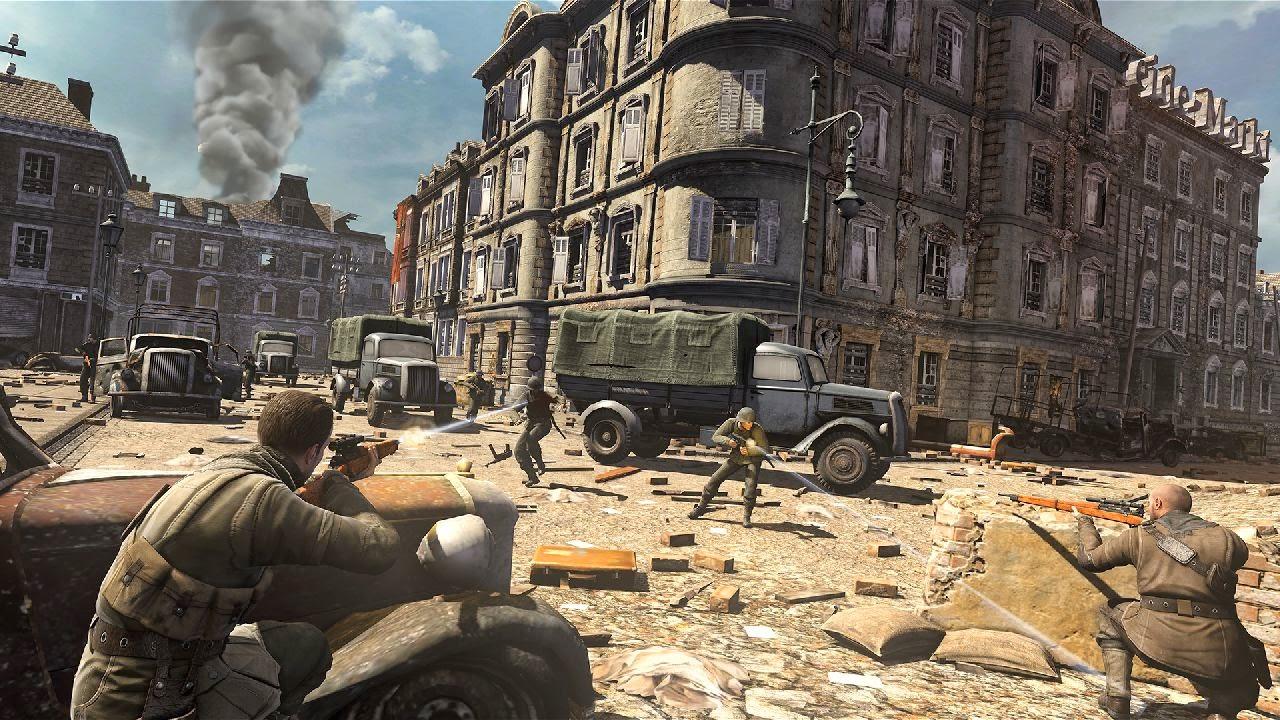 Descargar Sniper Elite V2 Full Español Para PC