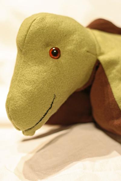 Friederike: Hilfe, die Dinos kommen ...