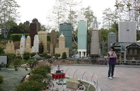 Parque Legoland, California