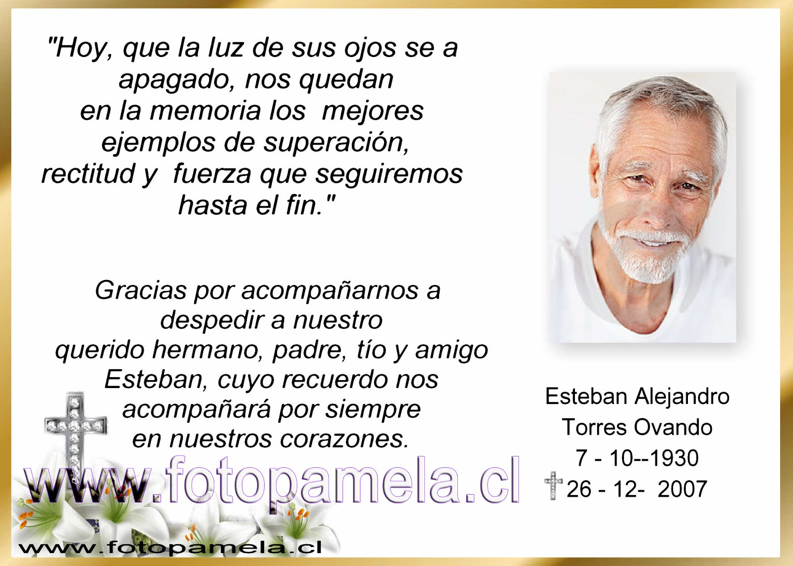 .diseña tarjetas de condolencias online gratis canva