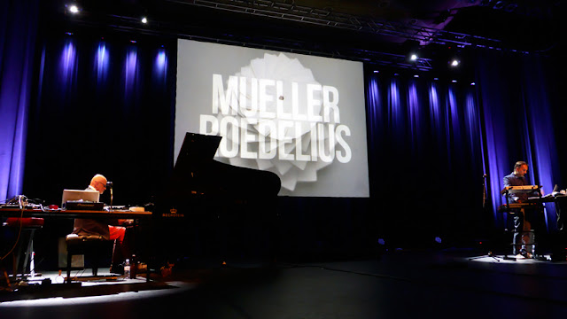 Roedelius & Christoph H. Müller, Lifelines Roedelius / photo S. Mazars