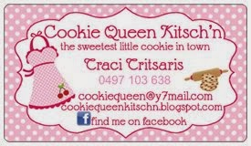 Cookie Queen Kitsch'n