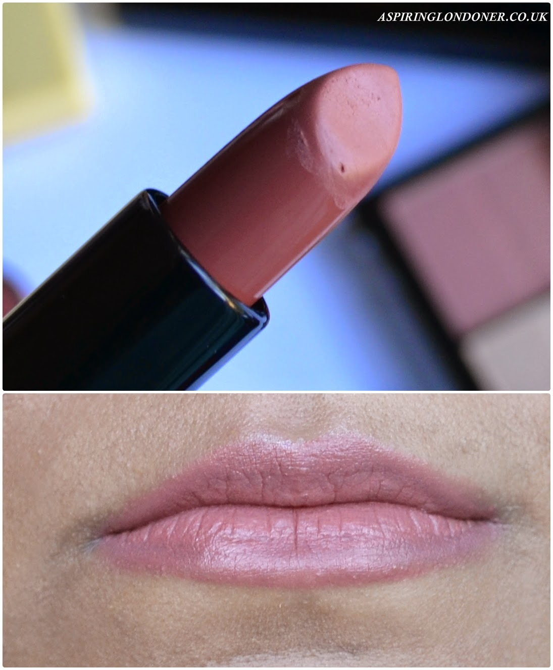 Makeup Revolution Amazing Lipstick Treat Swatch - Aspiring Londoner