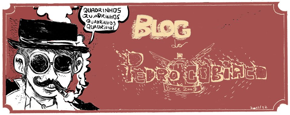 PEDRO C.- Os desenhos de Pedro Cobiaco