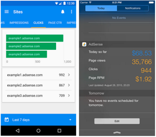 AdSense update brings news features to Android and iPhone