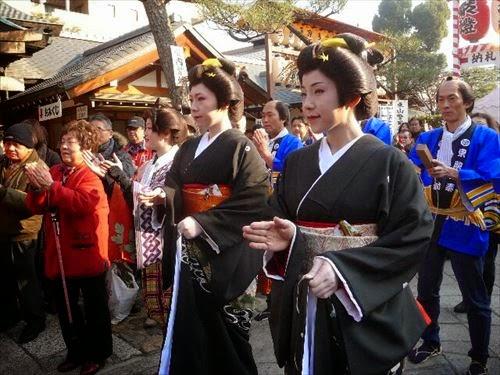 京都恵比須神社 十日ゑびす大祭