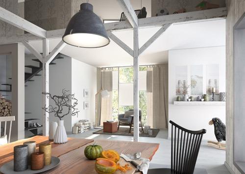 Wonenonline nieuwe woontrends voor herfst en winter for Nieuwste kleuren woonkamer