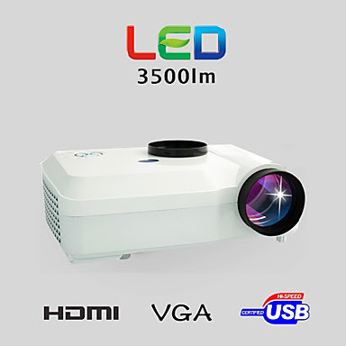 Proyector de Home Cinema FB5800 3500 Lumens