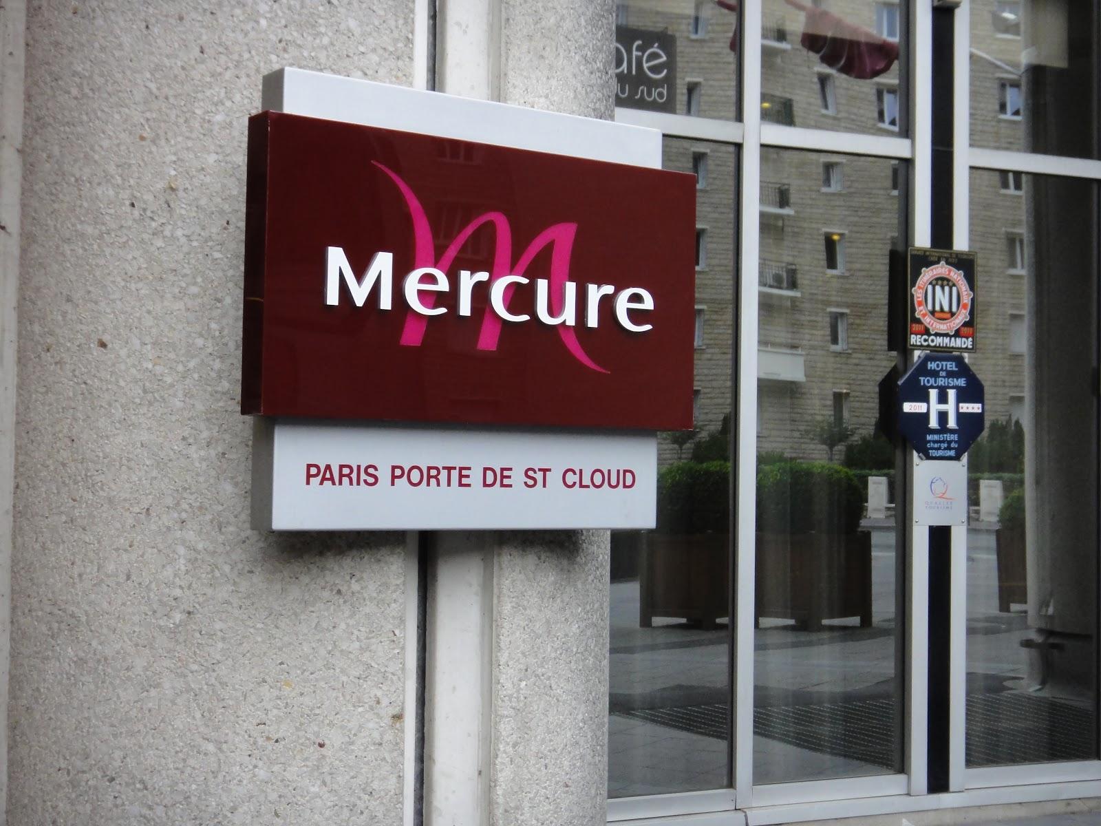 Mercure Paris Porte De St Cloud Hotel Review Wanderlusting Wannabe - Hotel porte de saint cloud