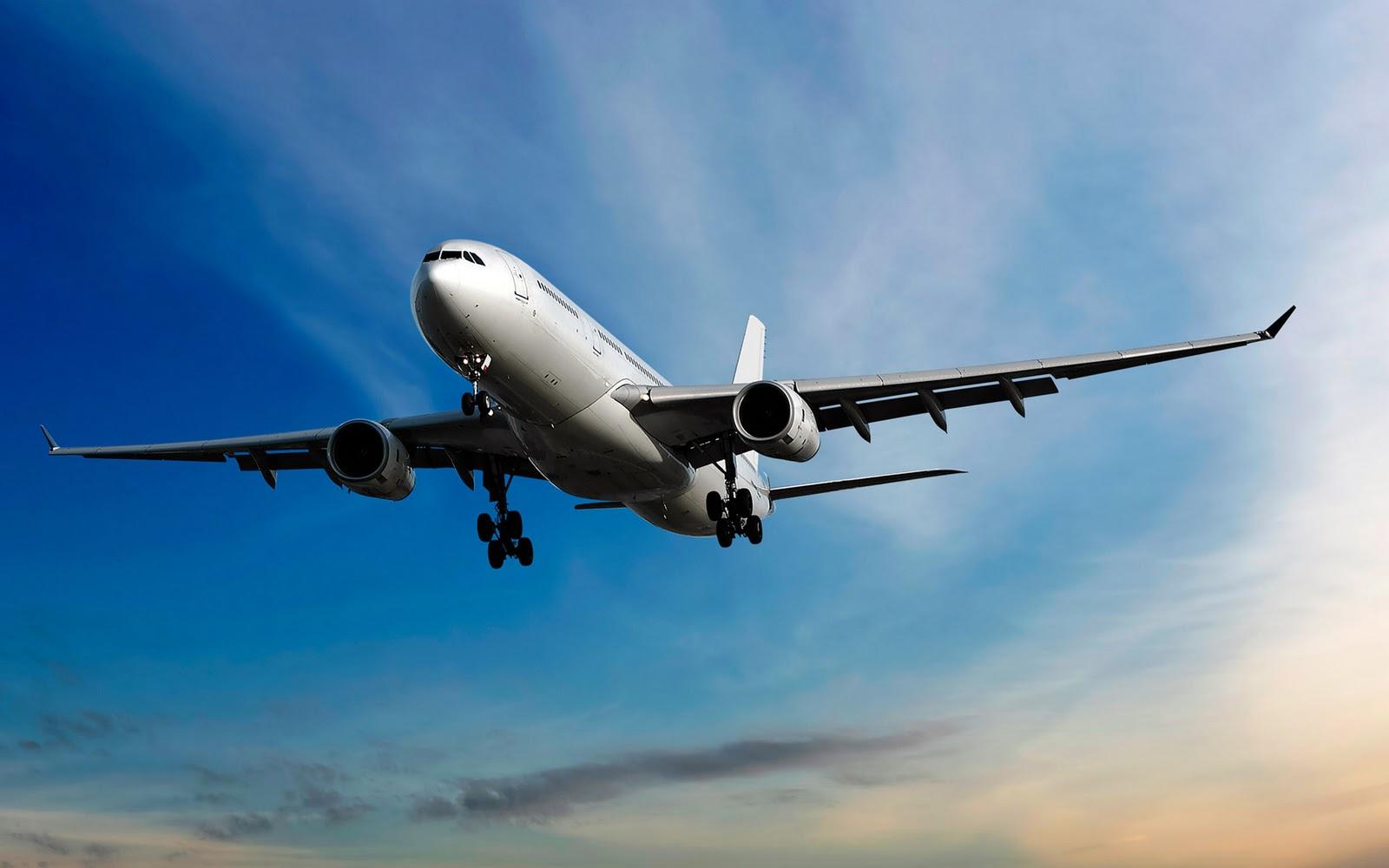 QQ Wallpapers: Air Transport HD Wallpapers Set 1
