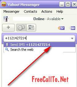 free-Sms-with-yahoo-2