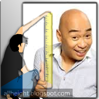 Wally Bayola Height - How Tall