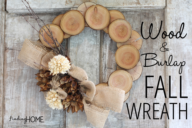 natural DIY wreaths