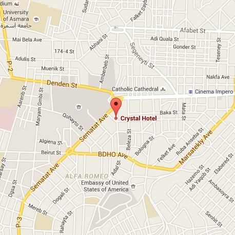 Eritre'deki Türkiye Büyükelçiliği