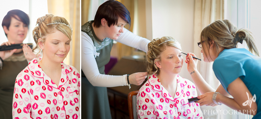 Dawn & Robert's Springkell Wedding by Duncan Ireland Photography