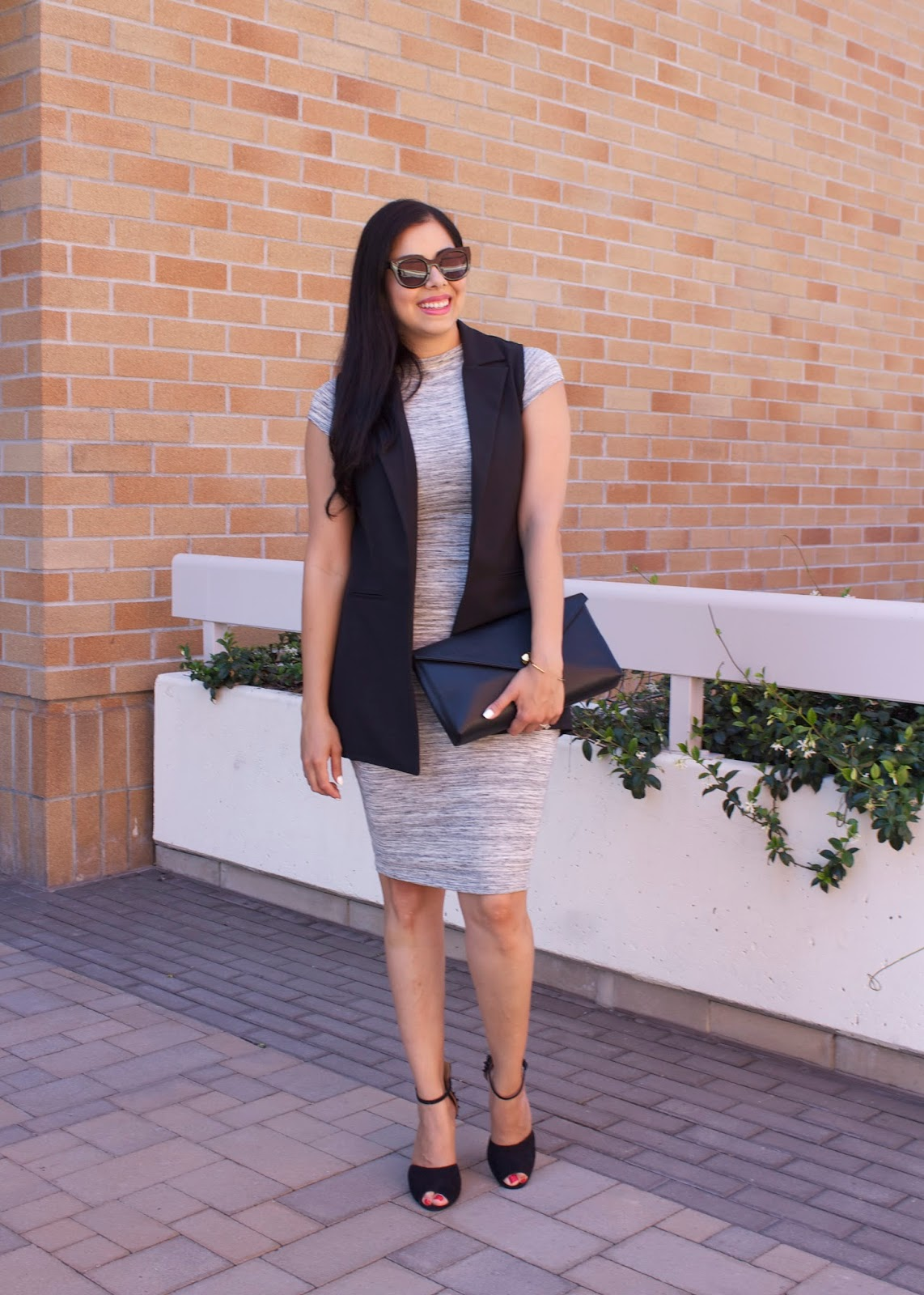 Neiman Marcus Fashion Valley, San Diego Style Blogger, San Diego Fashion Blogger, longline vest