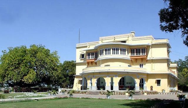 Magnificent Brij Raj Bhawan Palace