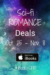 The iBooks Scifi Romance Sale