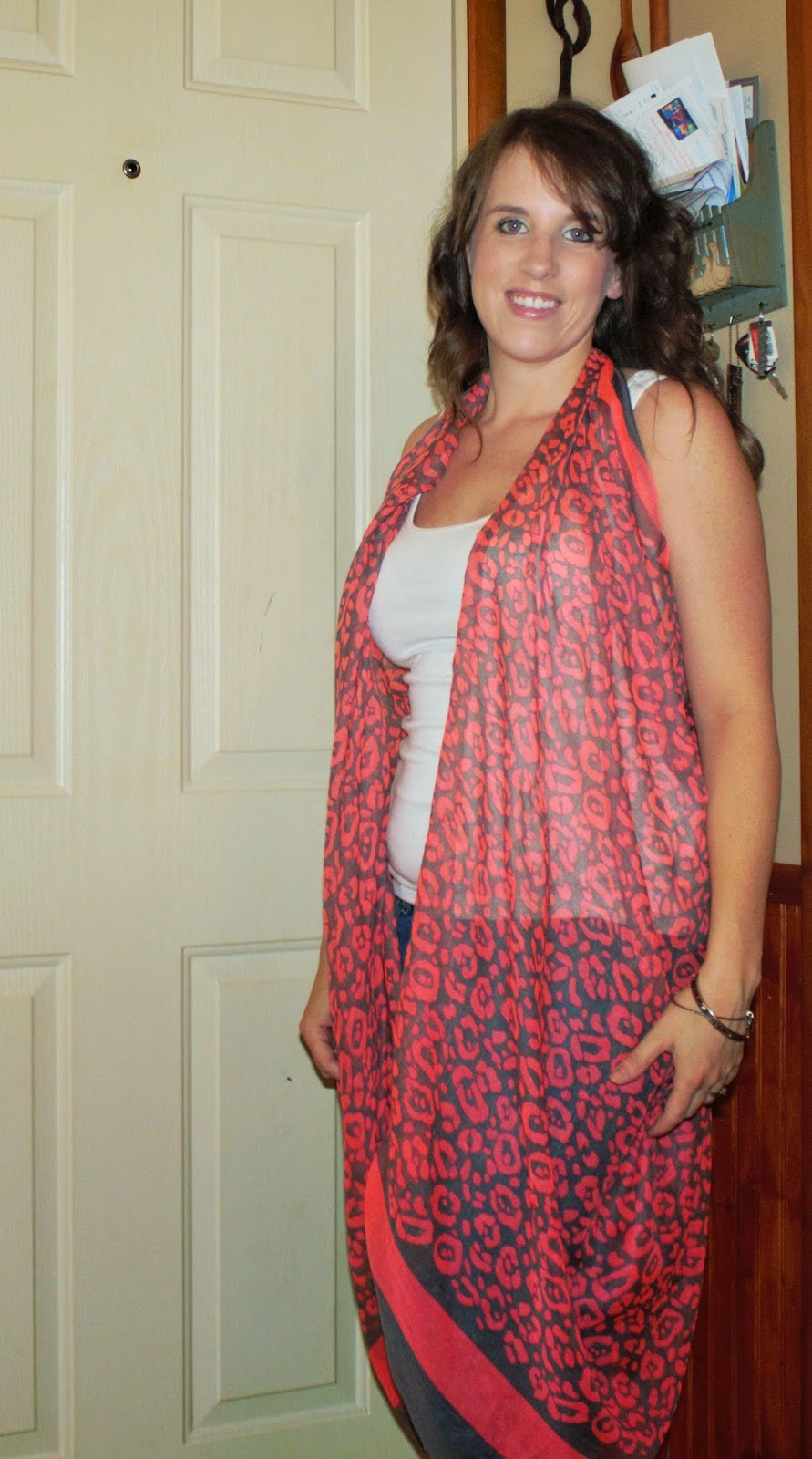 Raising The Roof S How To Turn A Scarf Into A Summer Shrug